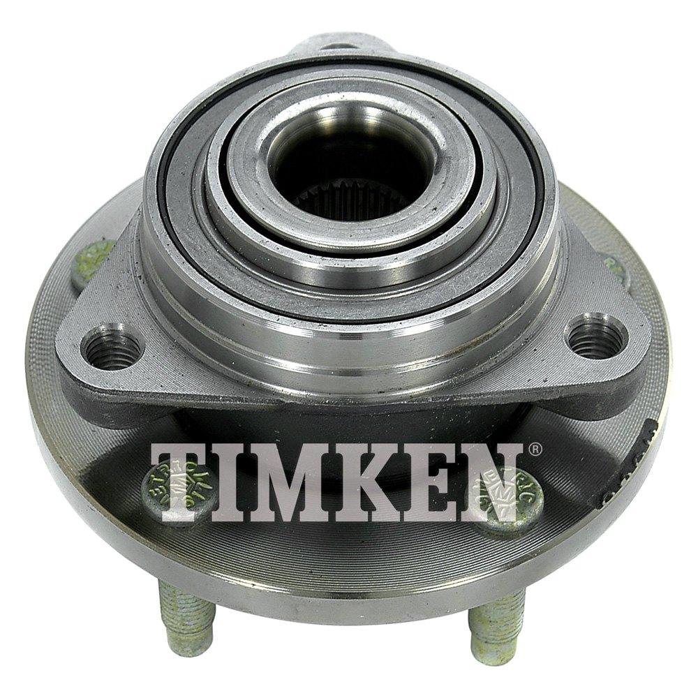 Timken 174 Chevy Hhr 2006 Wheel Bearing And Hub Assembly