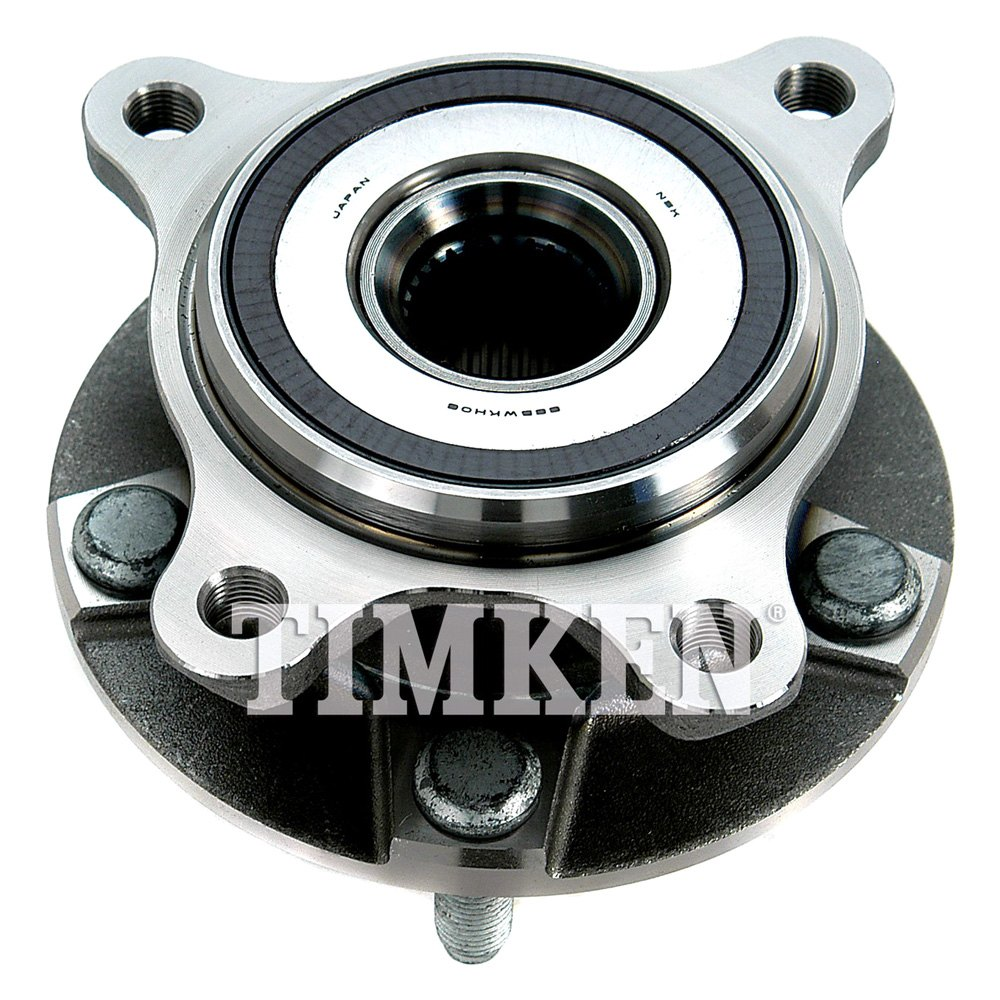 Timken 174 Ha590140 Front Driver Side Wheel Bearing And Hub