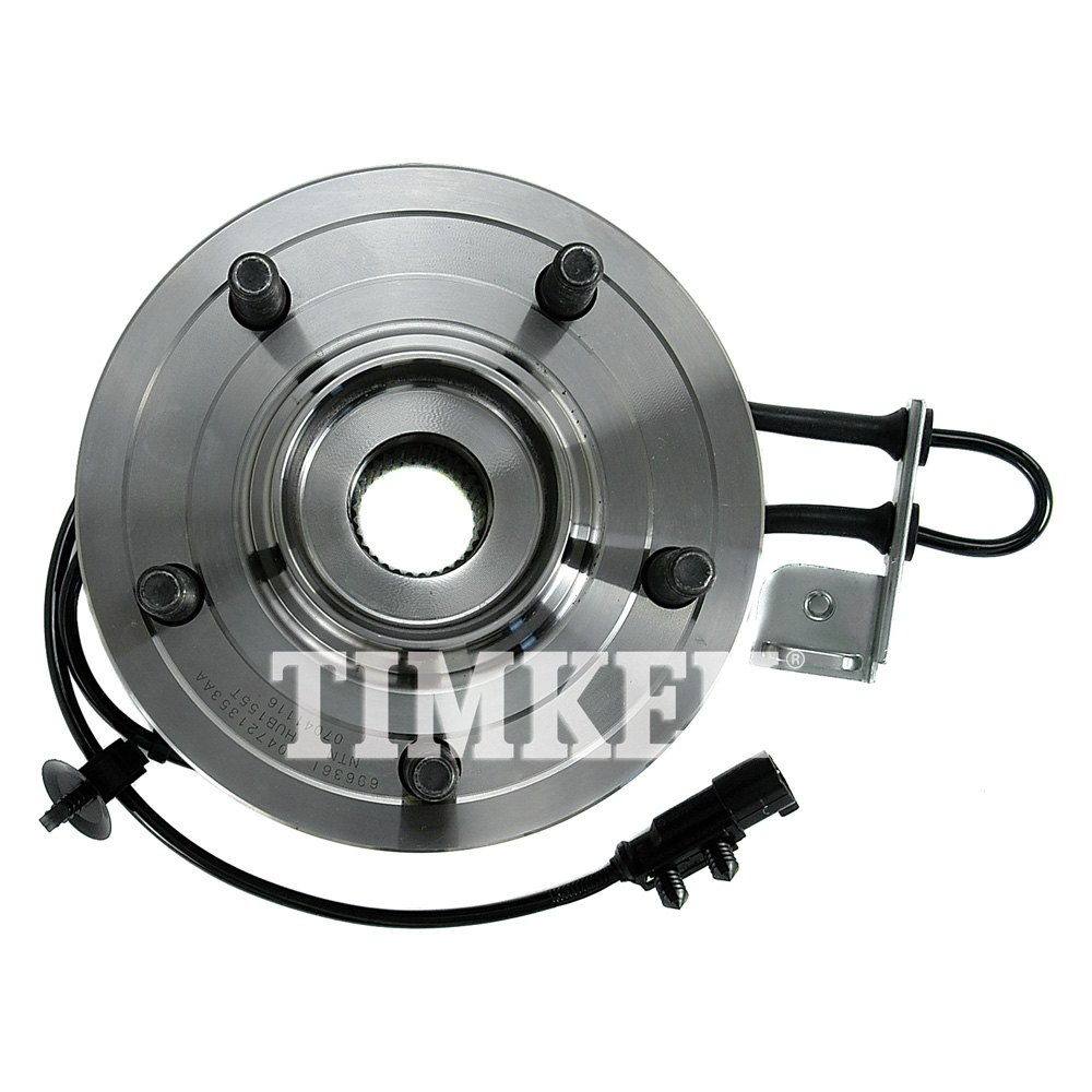 Chrysler Pacifica 2007 Wheel Bearing And Hub