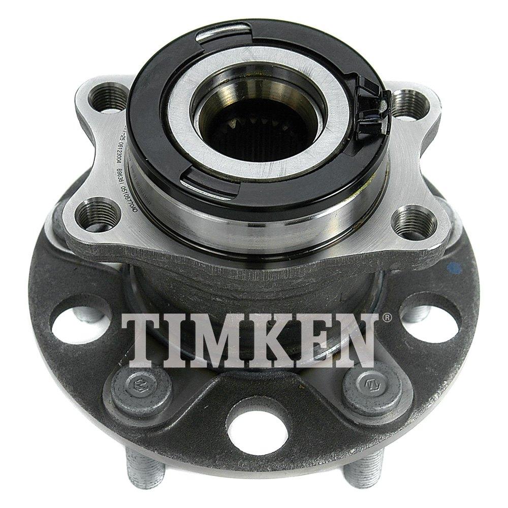Timken 174 Jeep Compass 2007 Rear Wheel Bearing And Hub