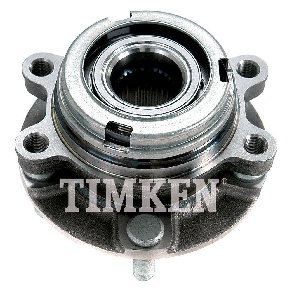 2018 Nissan Altima Interior: For Nissan Altima 2007-2018 Timken HA590252 Front Wheel