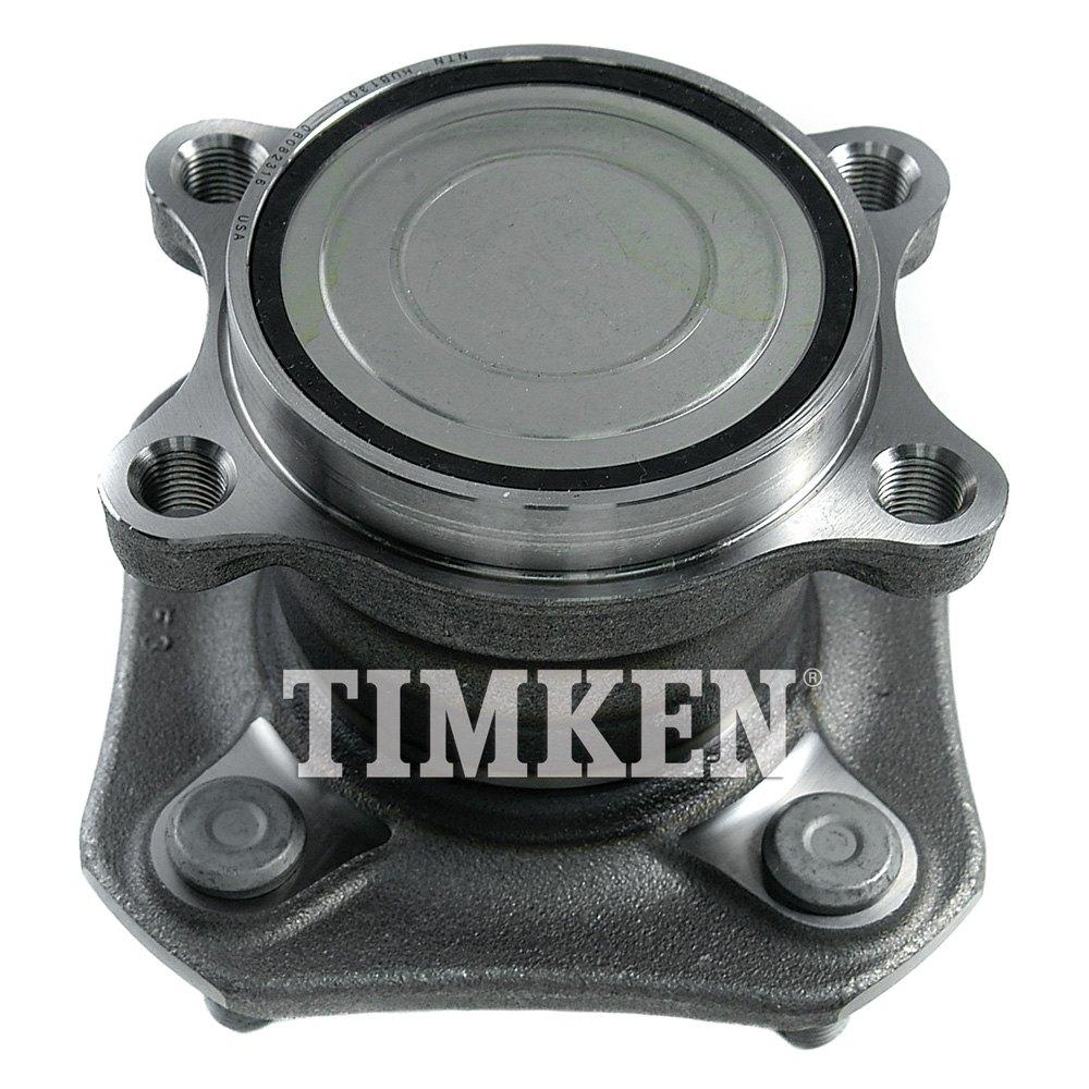 Timken 174 Ha590279 Rear Driver Side Wheel Bearing And Hub