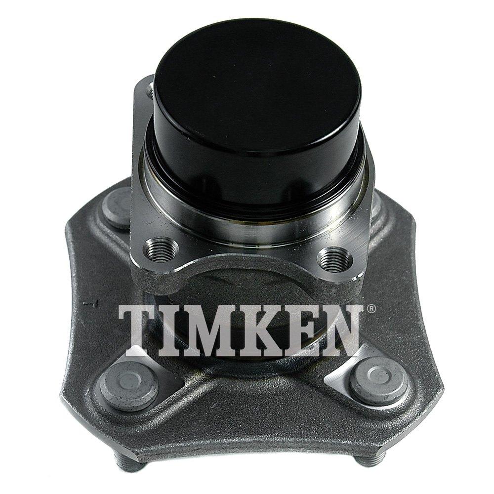 Timken 174 Ha590286 Rear Driver Side Wheel Bearing And Hub