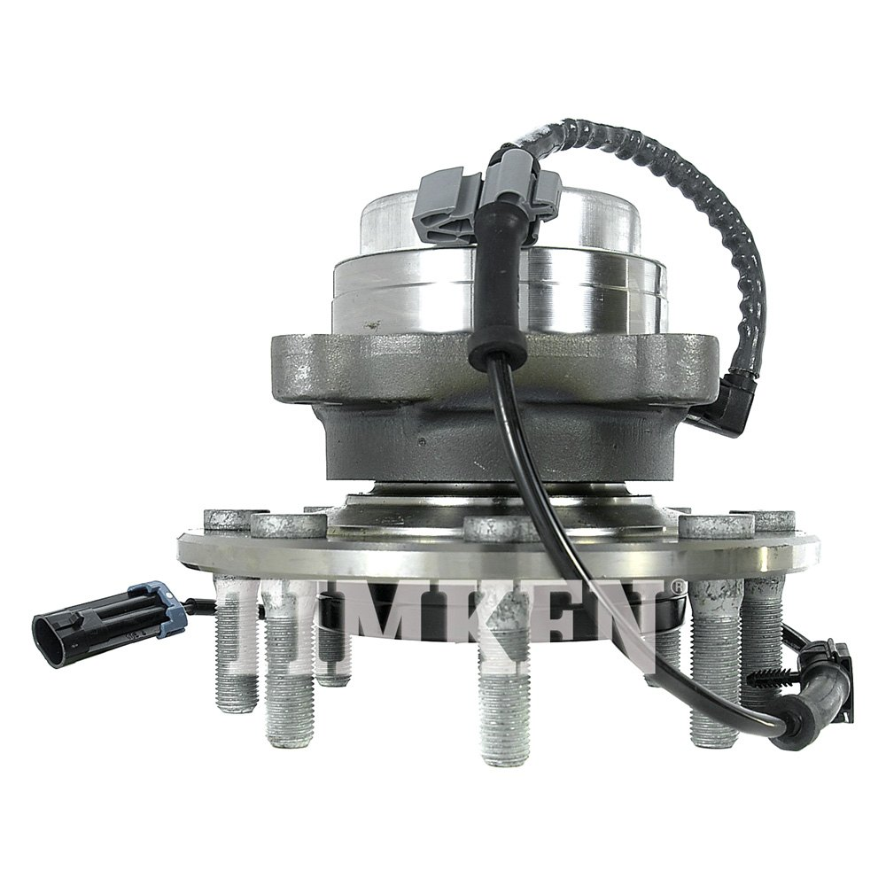 For GMC Savana 3500 2003-2017 Timken HA590353 Front Wheel