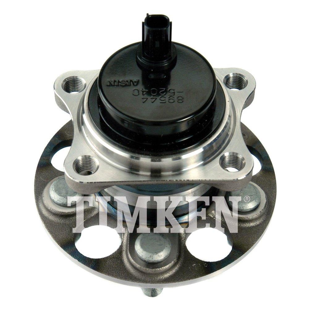 Timken 174 Ha590413 Rear Driver Side Wheel Bearing And Hub