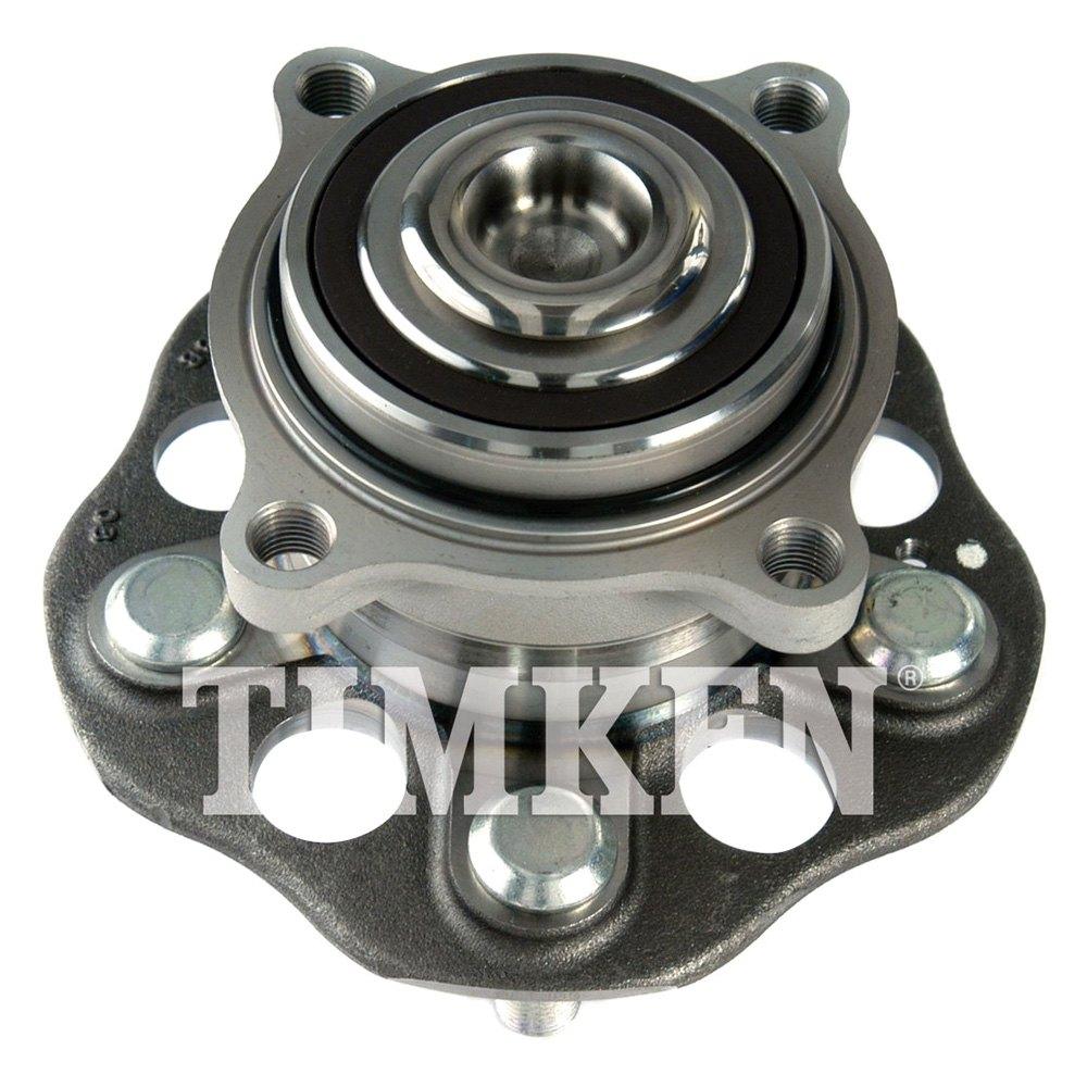 Timken 174 Ha590432 Rear Passenger Side Wheel Bearing And