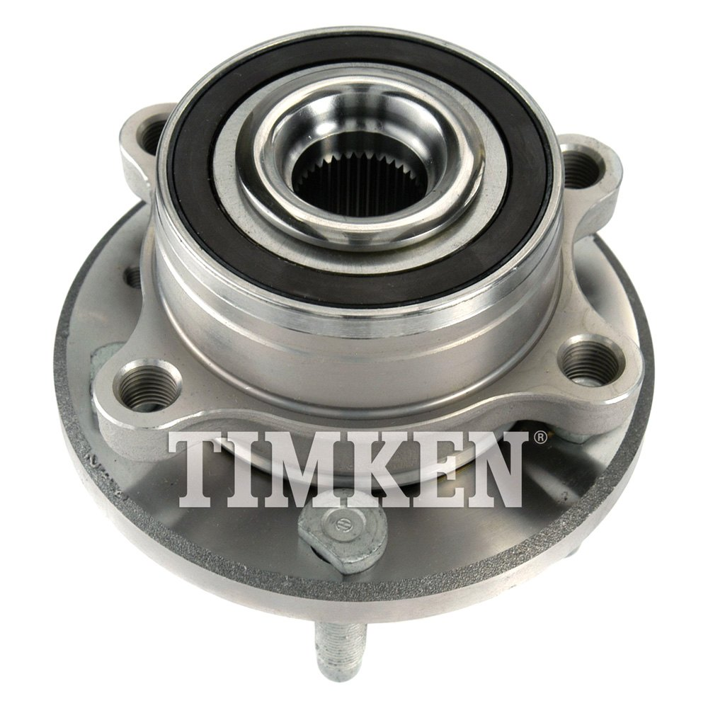 Timken 174 Ford Explorer Fwd 4wd 2011 Wheel Bearing And