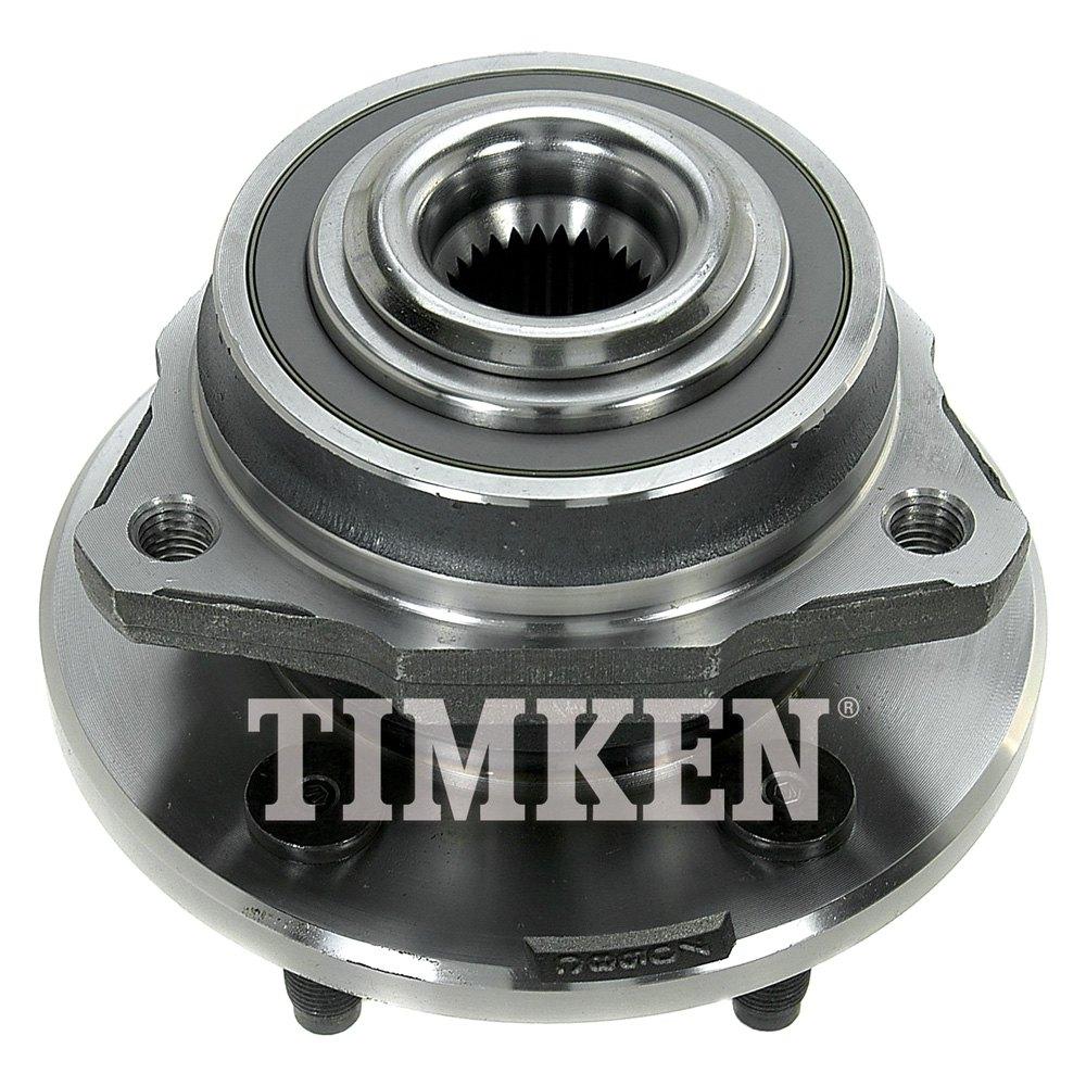 timken174 jeep liberty 2002 front wheel bearing and hub