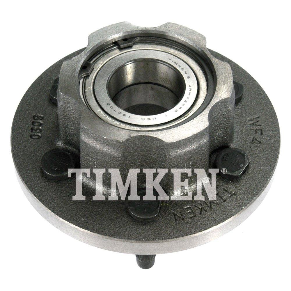 Timken 174 Ha599528 Front Driver Side Wheel Bearing And Hub