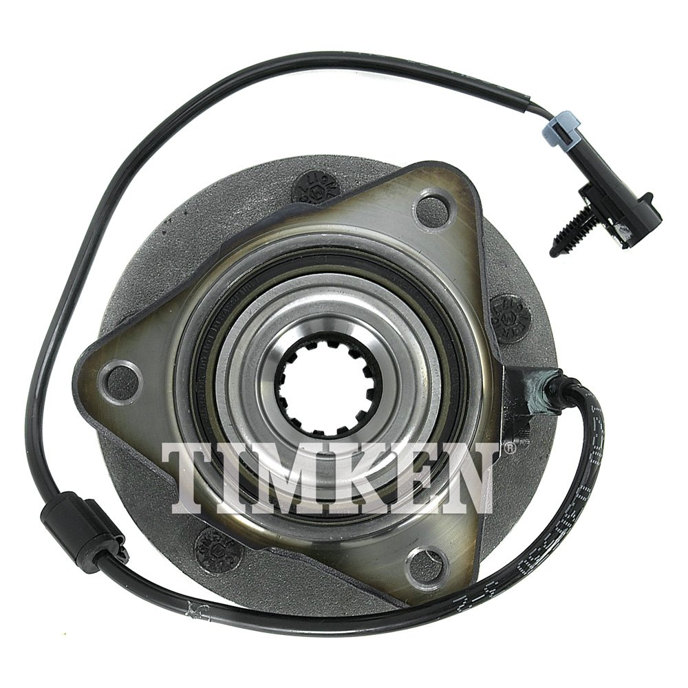 how to change a chevy wheel hub