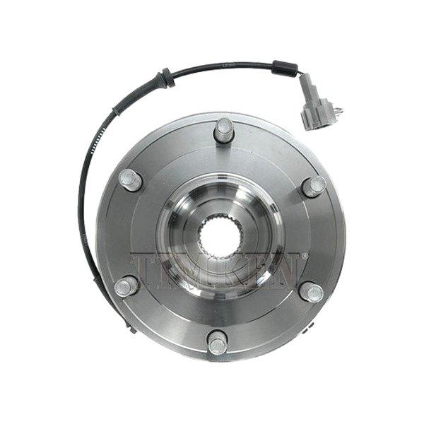 timken nissan titan 2007 front wheel bearing and hub. Black Bedroom Furniture Sets. Home Design Ideas