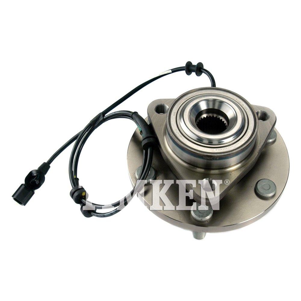 Timken 174 Infiniti Qx80 2014 Wheel Bearing And Hub Assembly