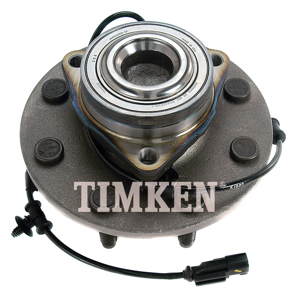 Timken® SP550104 - Front Wheel Bearing and Hub Assembly