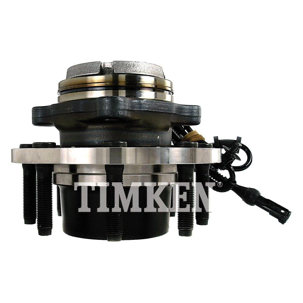 Timken 174 Sp580205 Front Passenger Side Wheel Bearing And