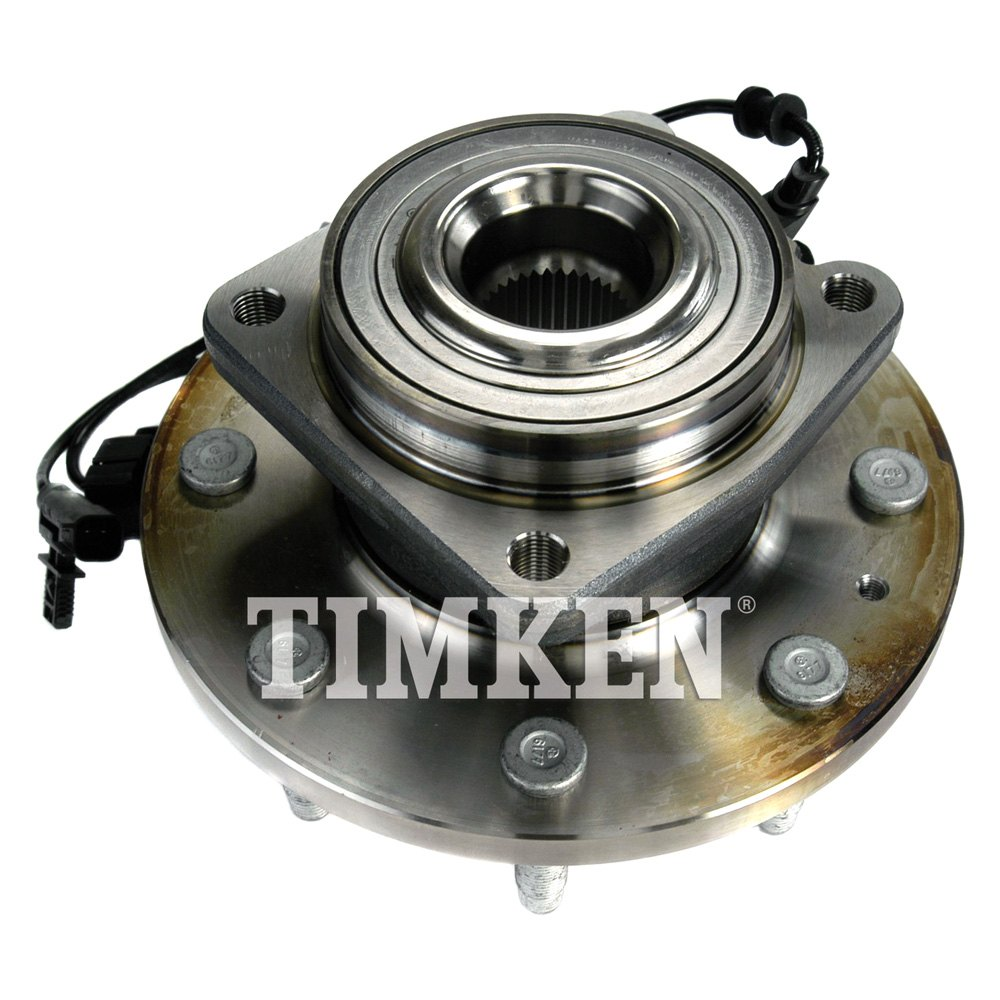 Timken 174 Sp620303 Front Wheel Bearing And Hub Assembly