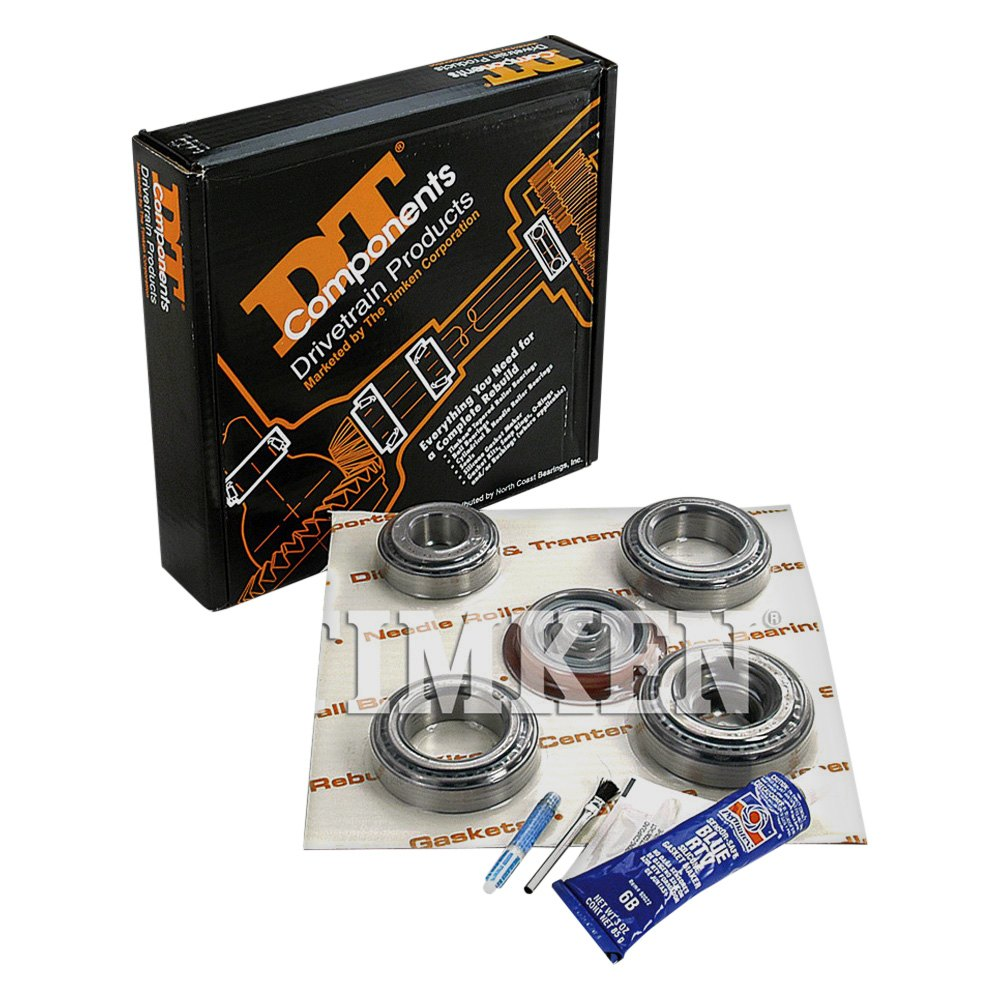 Timken 174 Drk316b Rear Axle Differential Bearing And Seal Kit