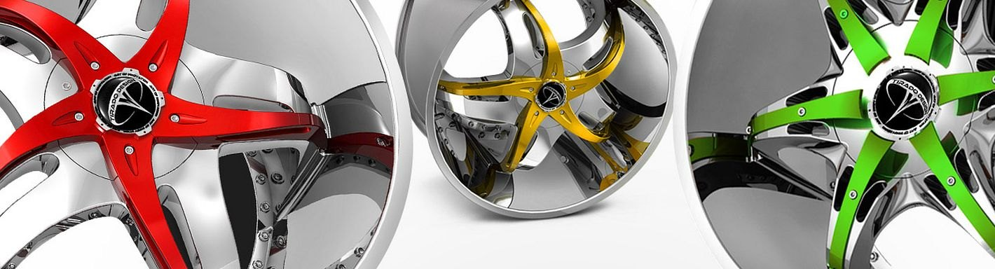Universal Tirado WHEELS & RIMS