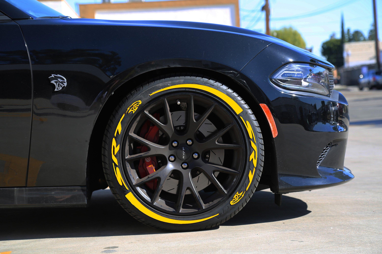 Tire Stickers 174 Quot Srt Quot Tire Lettering Kit