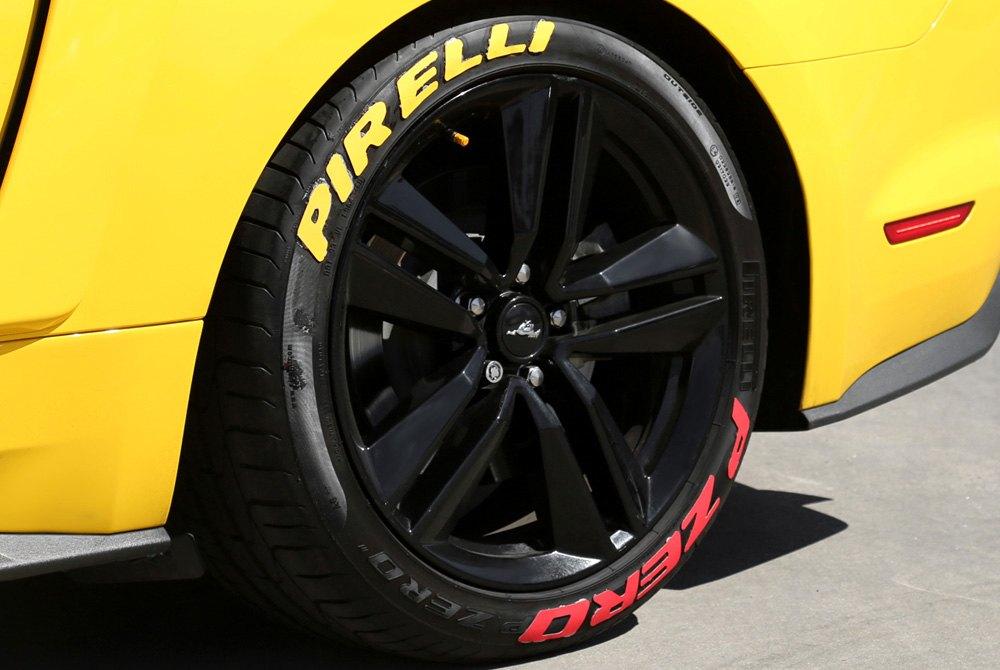 tire stickers pirelli p zero tire lettering