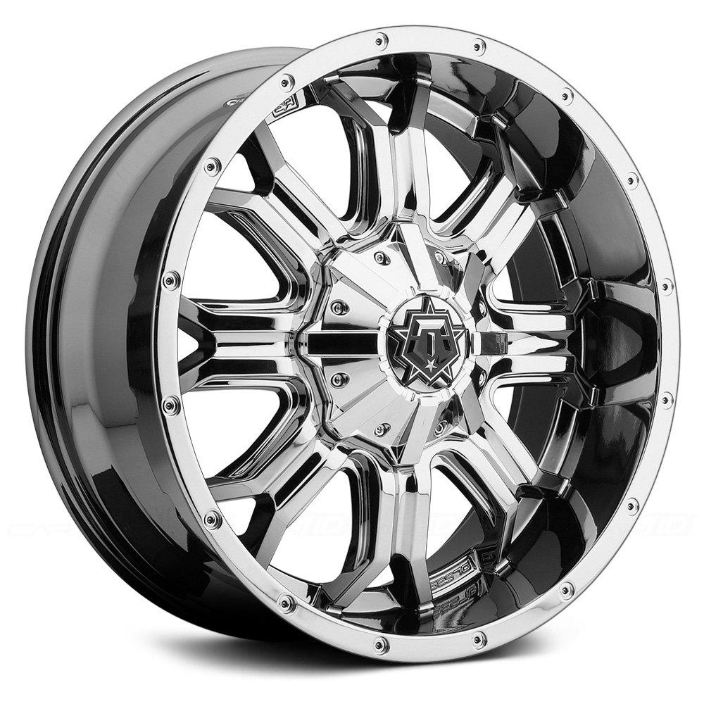 TIS® 535C Wheels - Chrome Rims