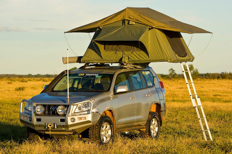 ... 4x4® - Boulia Roof Top Tent ... & TJM 4x4® 620RCTRT01 - Boulia Roof Top Tent