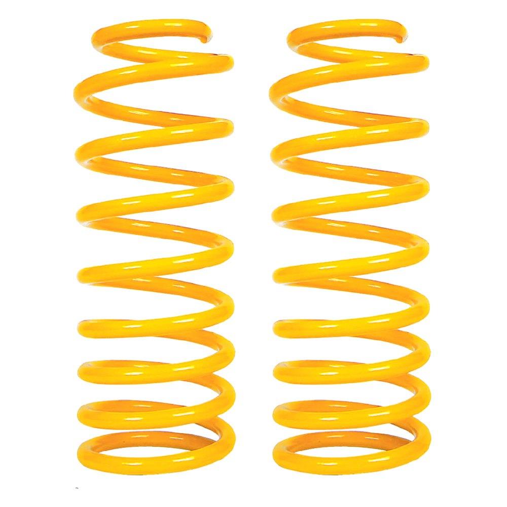 tjm 4x4 xgs raised coil spings