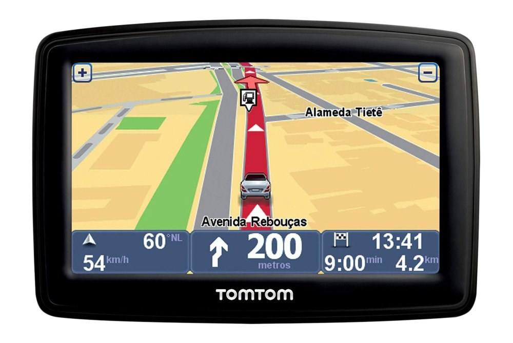 Tomtom 174 start series 4 3 quot touchscreen vehicle gps navigator