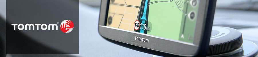 TomTom - All Navigators Features