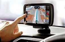 TomTom® - GO Series Vehicle GPS Navigator