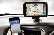 TomTom® - GO Series Vehicle GPS Navigator with Bluetooth