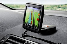TomTom® - GPS Navigator with EasyPort™ Mount