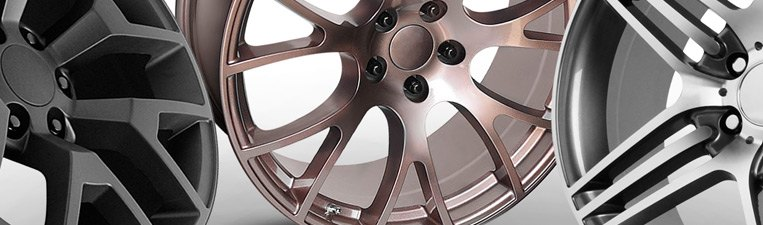 Topline Replicas Wheels & Rims
