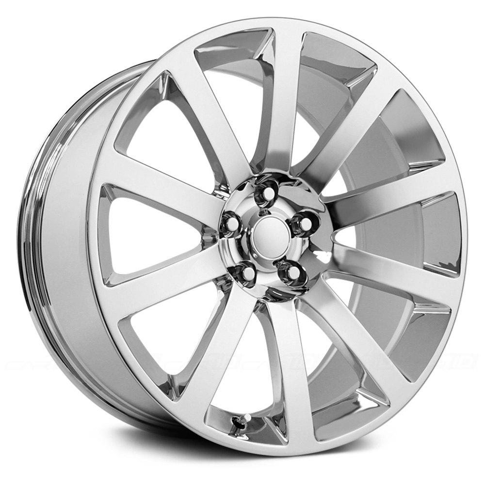 TOPLINE REPLICAS® 2005 CHRYSLER 300 SRT 8 Wheels