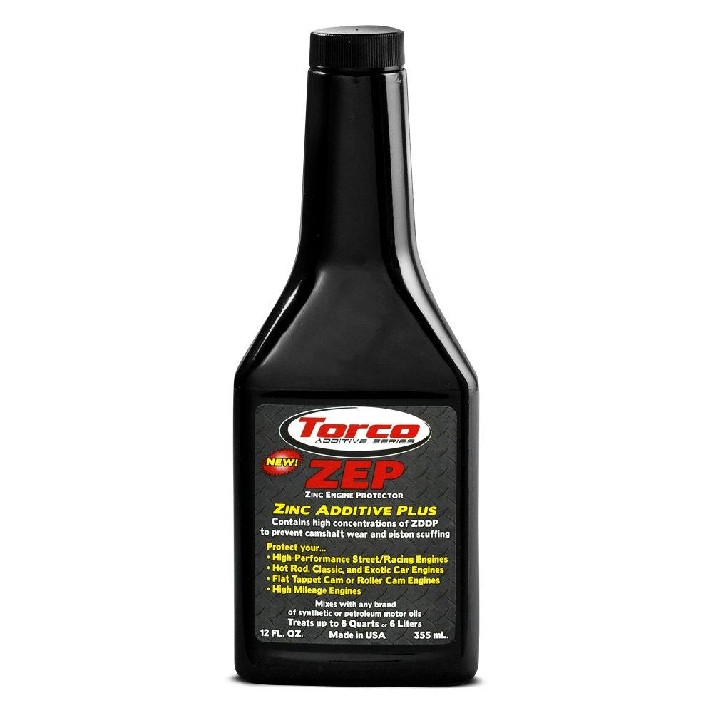 Torco Zep High Performance Zinc Enhanced Engine Protector
