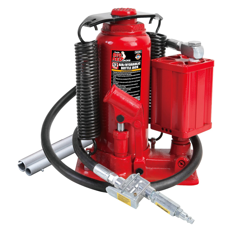 2 Ton Capacity Torin Big Red Hydraulic Bottle Jack