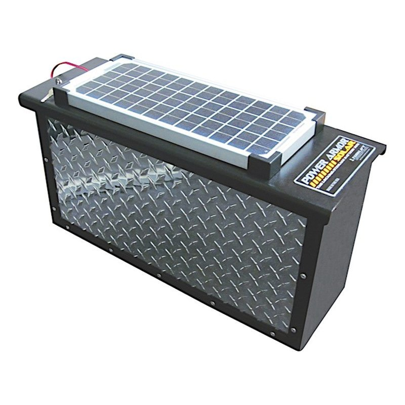 how to connect solar panel to battery
