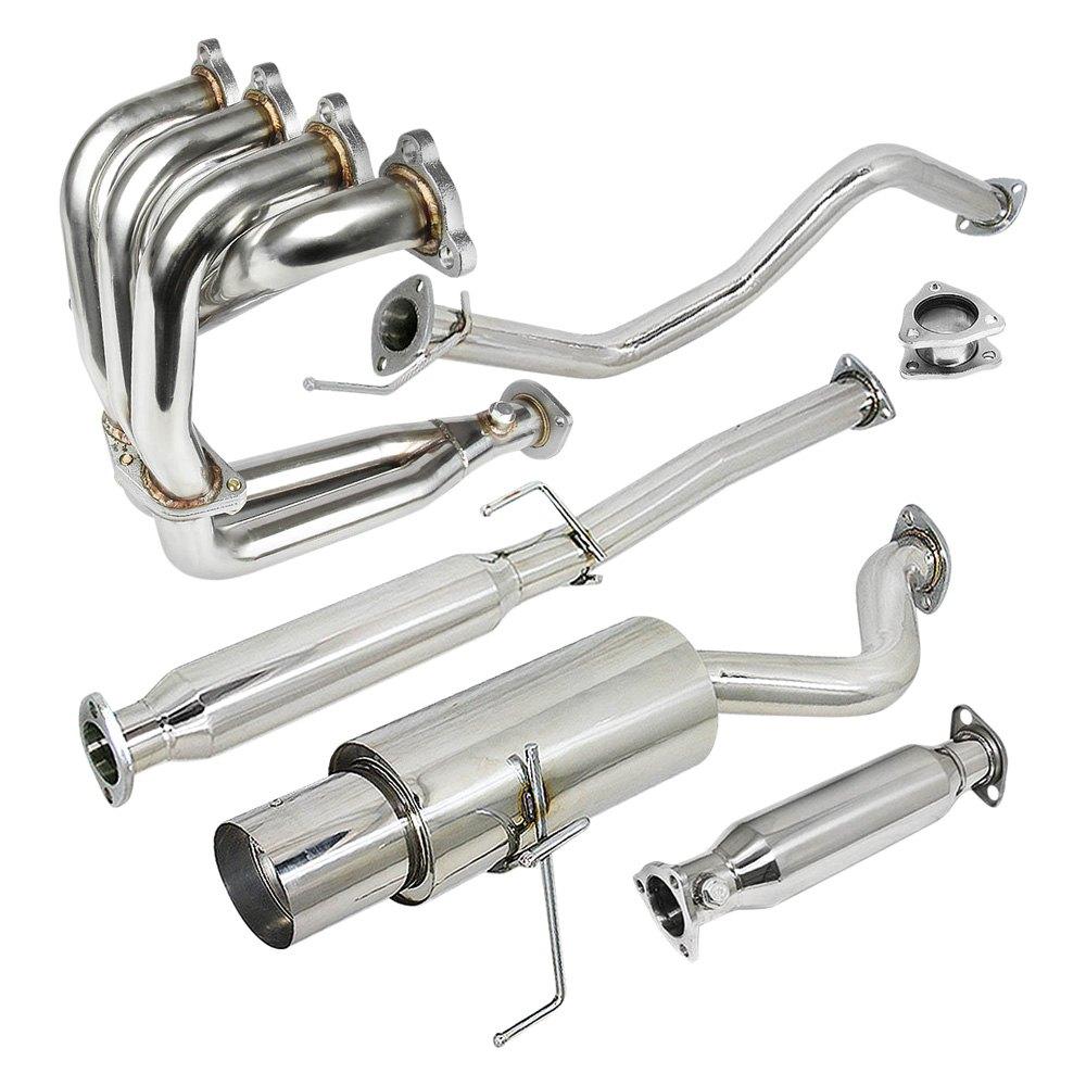 Torxe Full Exhaust System