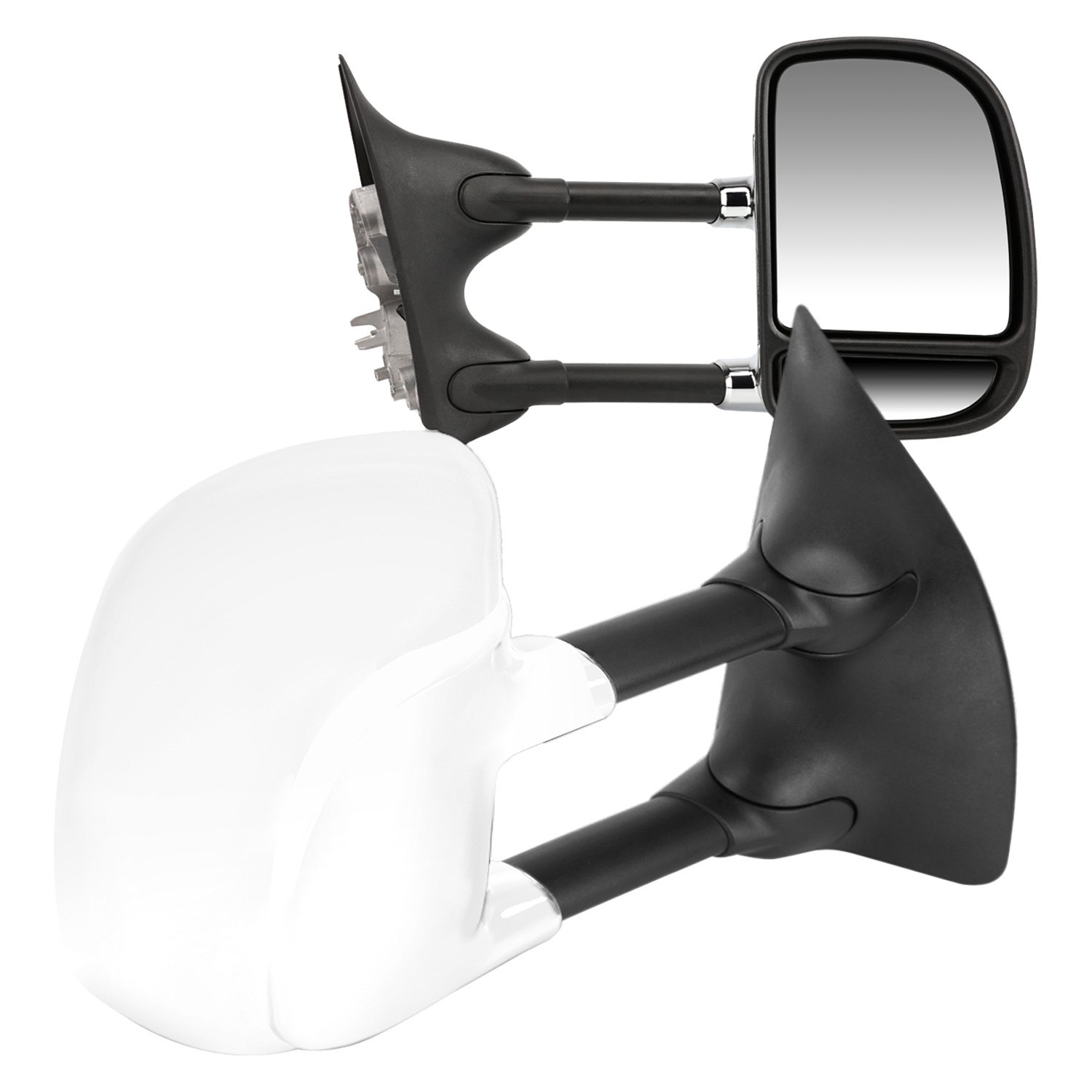 Torxe ford f 350 super duty 1999 towing mirrors for Mirror 07 07 07