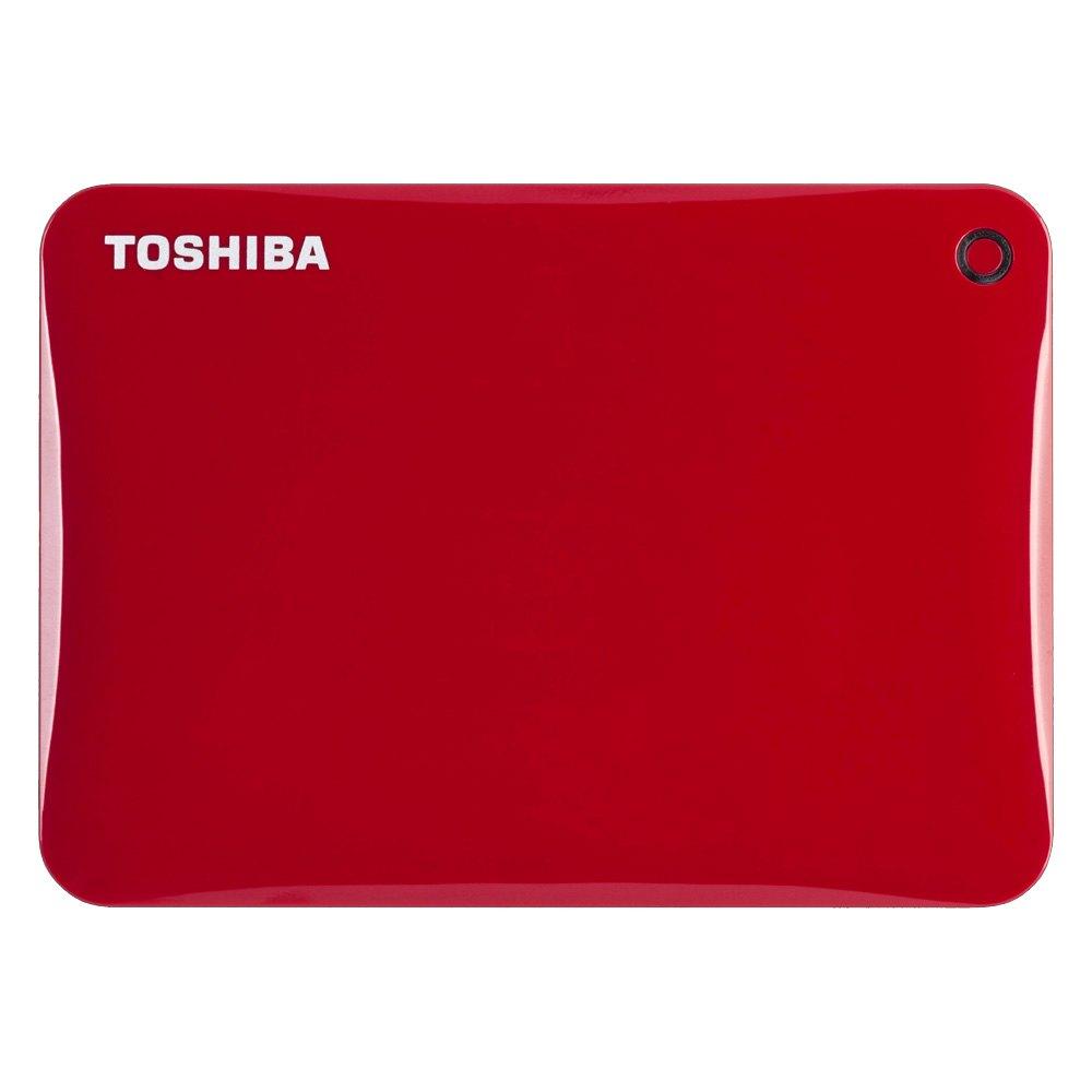 toshiba canvio hard drive how to use