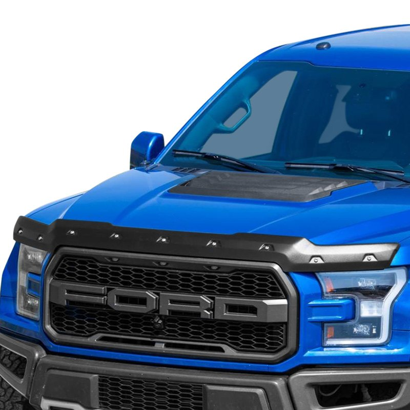 FormFit Smooth Tough Guard Hood Protector For 2015-2018 Ford F-150