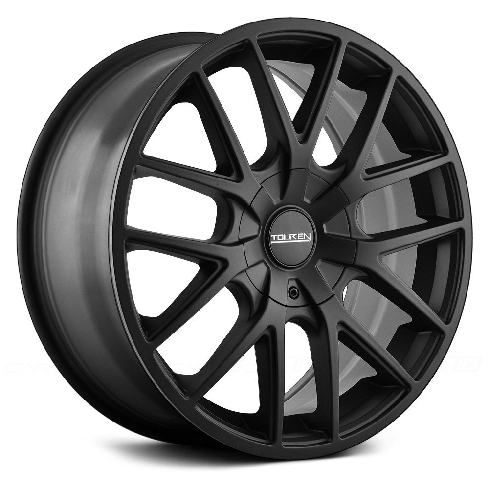 TOUREN® TR60 3260 Wheels - Matte Black Rims