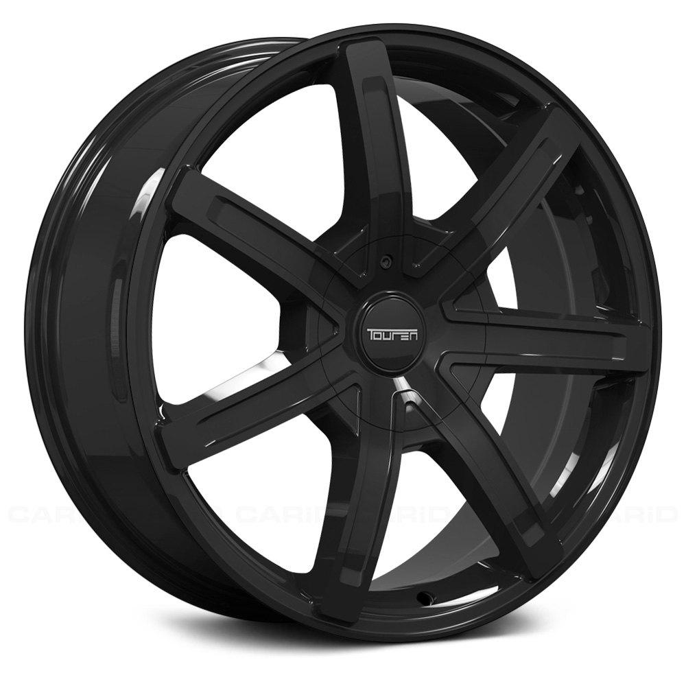Touren 174 Tr65 Wheels Gloss Black Rims