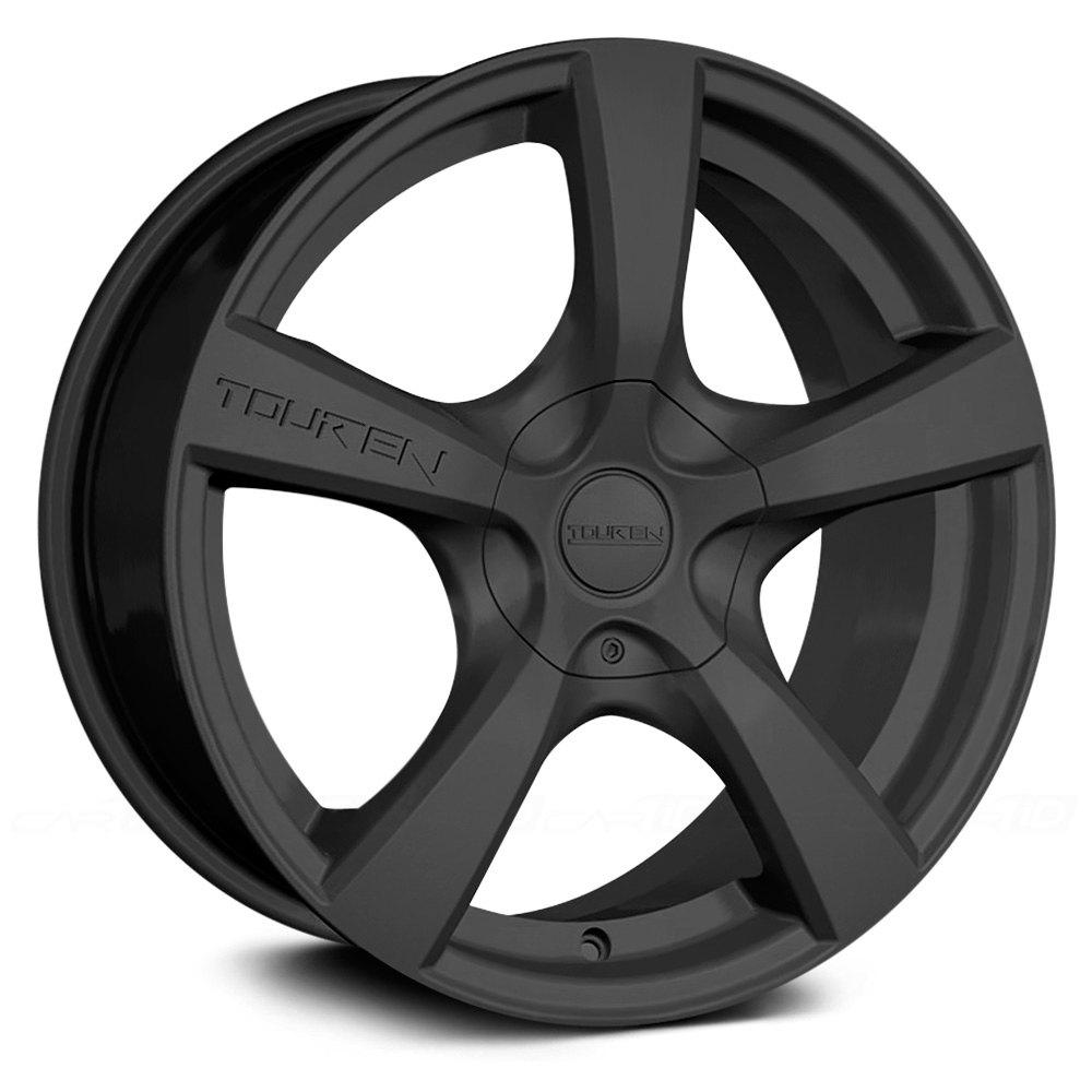 16x7//8x114.3mm Touren TR9 3190 Chrome Wheel