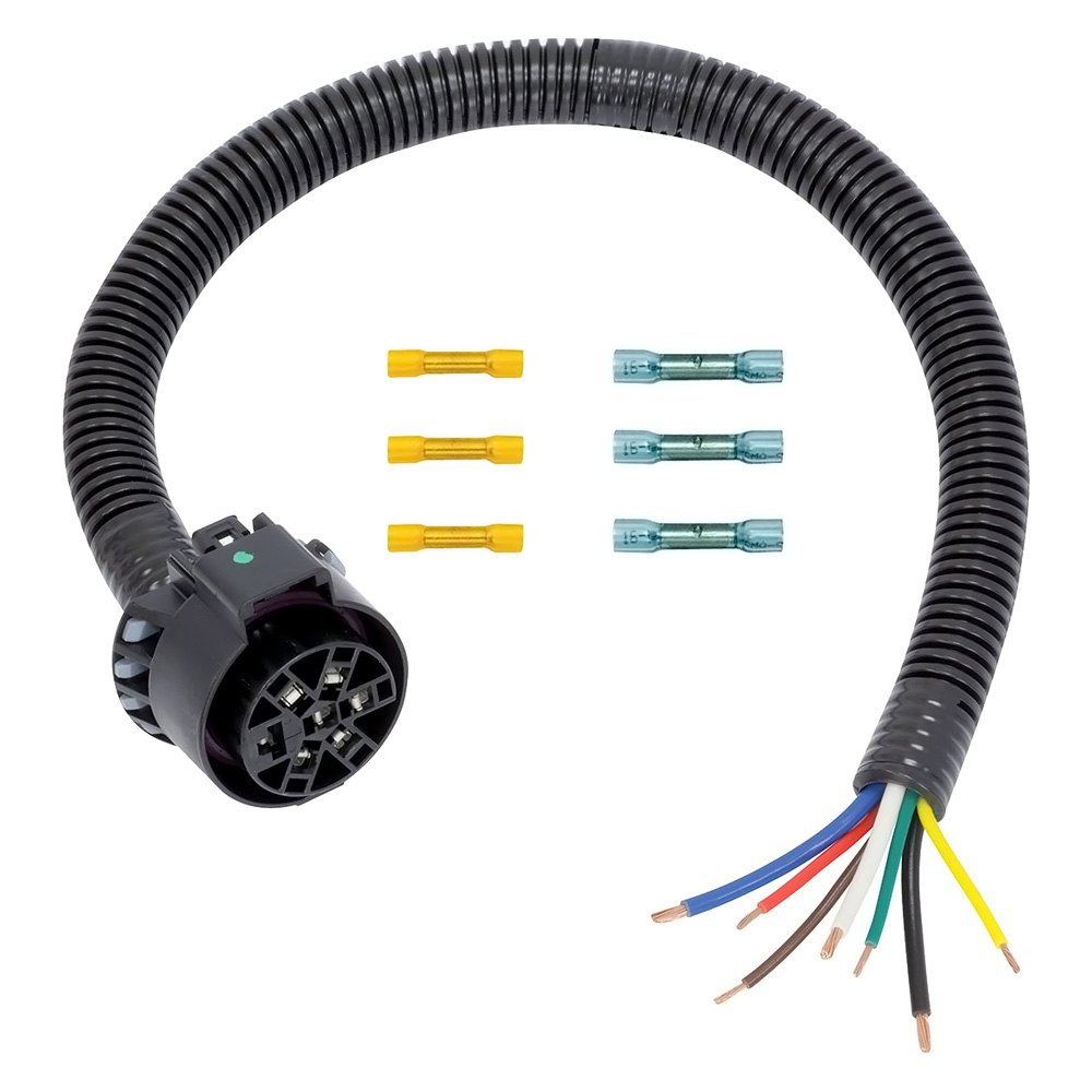 Rvia Wiring Plug Trusted Schematics Diagram Tow Ready Harness 20147 7 Way Uscar Socket Electrical Connection