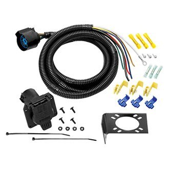 tow ready� 7 way trailer wiring harness tow ready wiring harness tow ready� 4' 7 way u s car trailer wiring harnesstow Tow Ready Wiring Harness