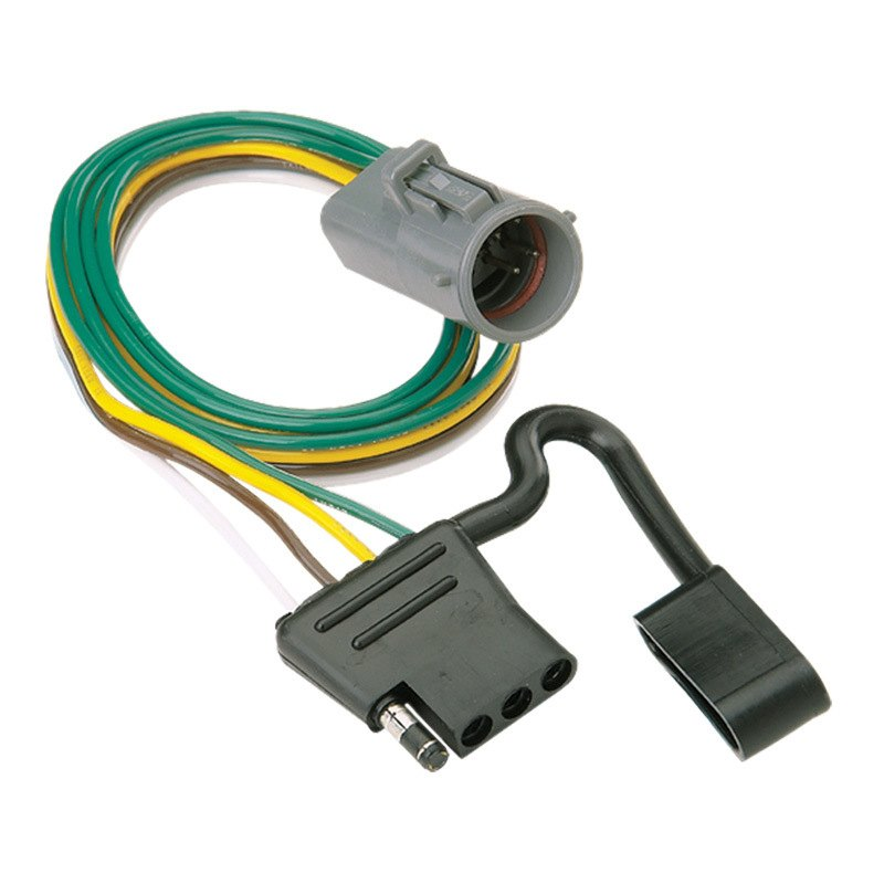 tow ready 174 118241 ford ranger 1998 1999 4 flat replacement oem tow package wiring harness