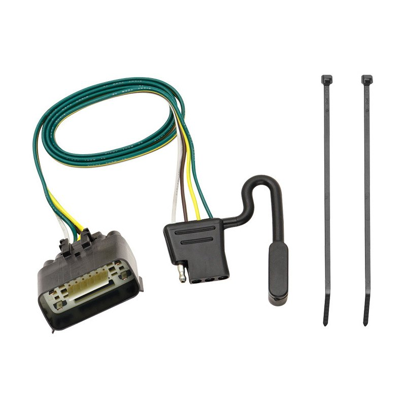 tow ready 174 ford e series 2010 2014 replacement oem tow package wiring harness