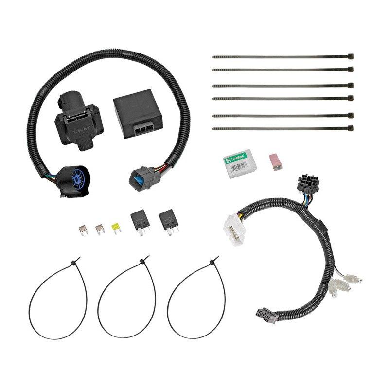 Honda pilot trailer wiring harness get free image