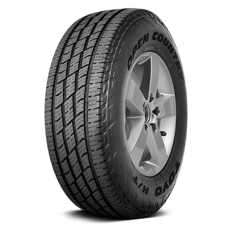 Toyo U00ae Open Country H  T Ii Tires