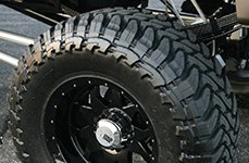 TOYO® - Open Country M/T Tires on Ford F-350